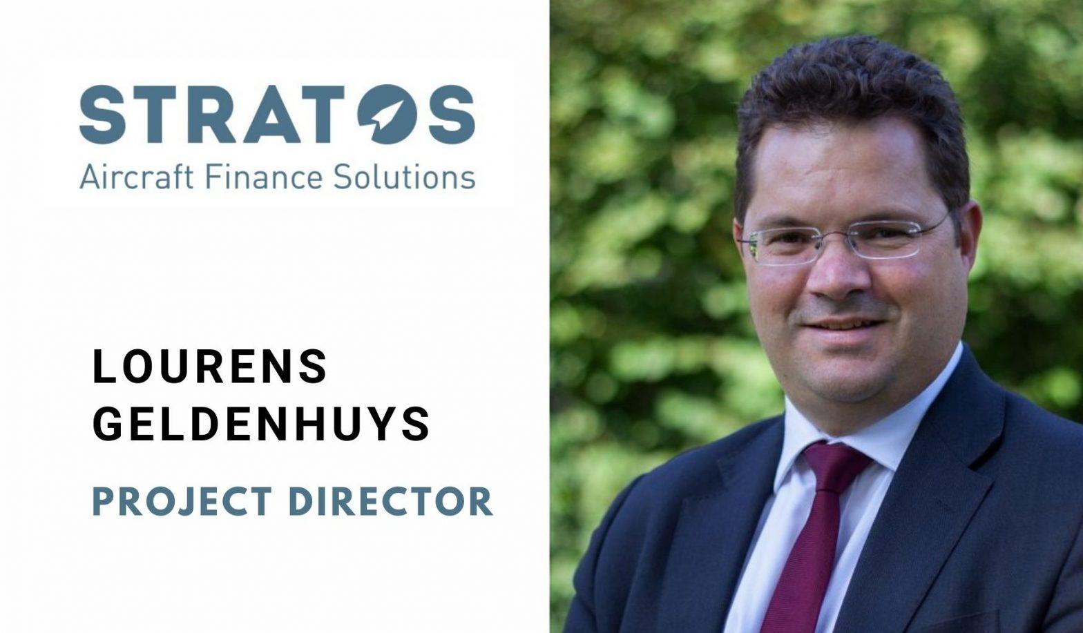 Stratos adds Lourens Geldenhuys to its team - Stratos