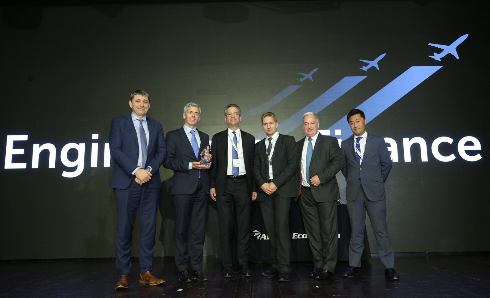JOL Air-2019-01 wins the Asia Pacific Overall Deal Award - Stratos