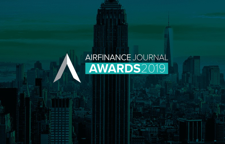 JOL Air-2019-01 wins the ABS Deal of the Year Award - Stratos